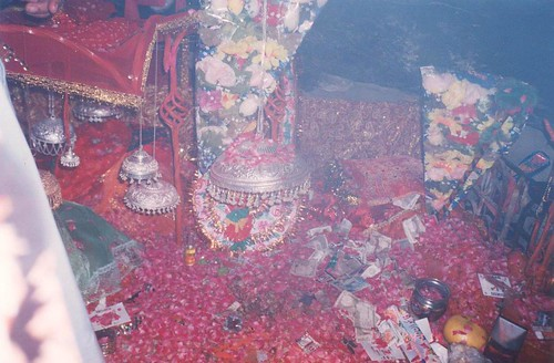 Hingraj  maa in Pakistan by chamundamaa.