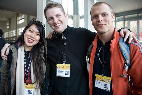 Glenda, Matt & Tim
