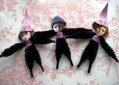 Chenille Dolls