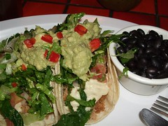 2008 03 - Native Foods Tacos