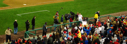 Zimmerman's Curtain Call - Nationals Park