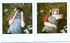 Save Polaroid (polaroid land) (amanda pulley) Tags: polaroid kate raglan polaroidlandcamera polaroidland savepolaroid
