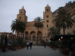 Cefalu, Sicily - Norman Cathedral (ejs123) Tags: italy sicily cefalu