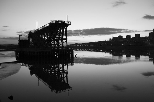 Dunston Staithes (by neonwilderness)