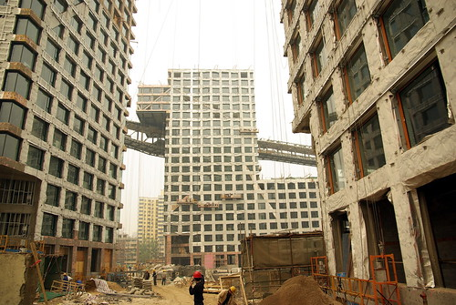 Linked hybrid in Beijing (under construction)