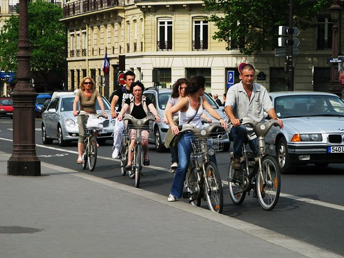 Vélo Liberté - Parisian Bike Culture