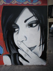 I love your eyes, my dear (Kurazaybo) Tags: urban girl graffiti san chica stretart urbano luis mirada slp potosi sanluispotosi