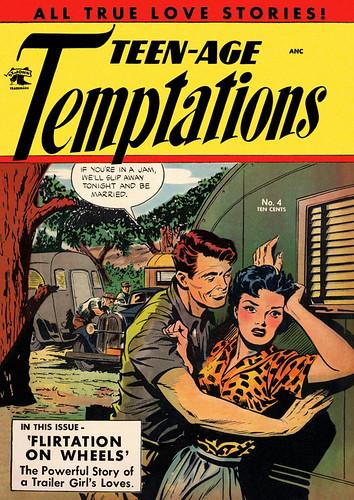 teen age temptations
