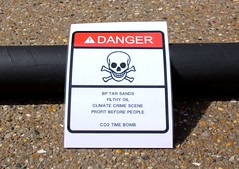 Danger BP Tar Sands