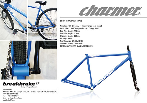 BB17 CHARMER 700c