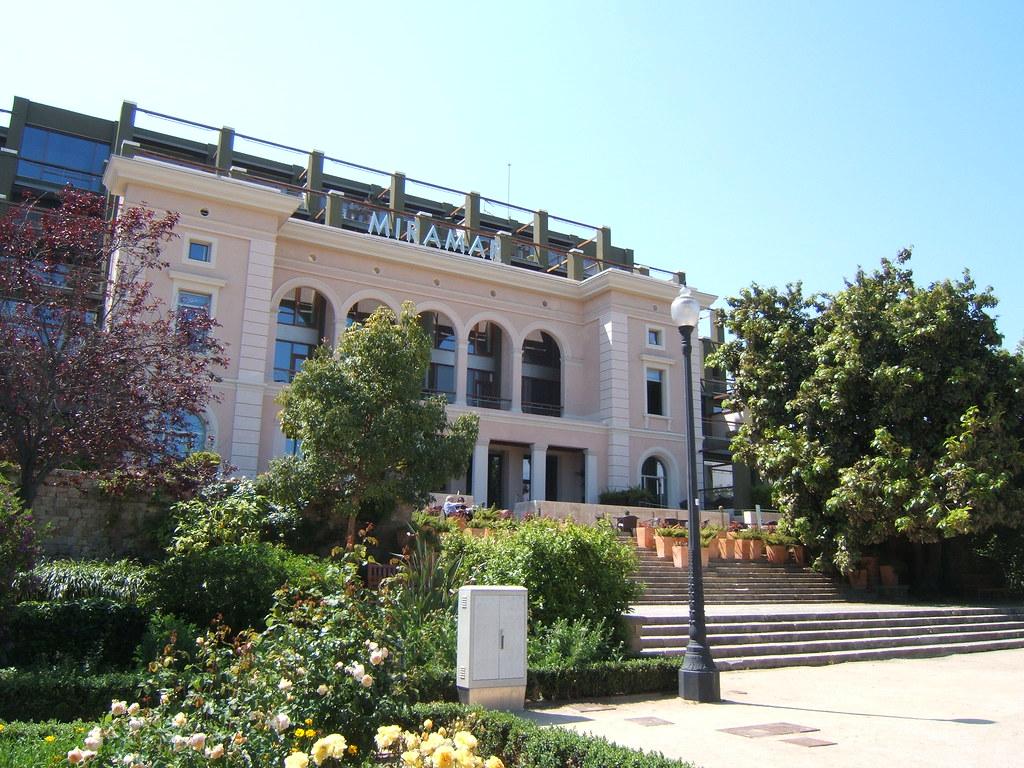 Hotel miramar palace hotel miramar albion hotel for Jardin de miramar