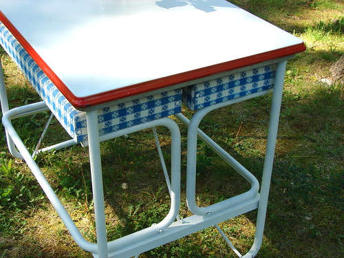 Refurbished Picnic Table