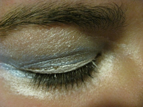 Halloween eyeshadow eyelash makeup ideas pictures gallery