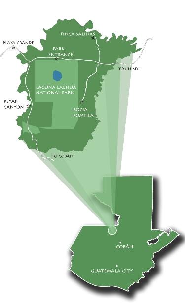 map layout