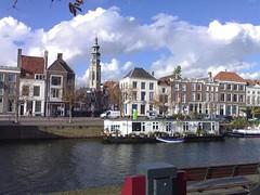 Houseboat (Anton Dee) Tags: middelburg woonboot langejan
