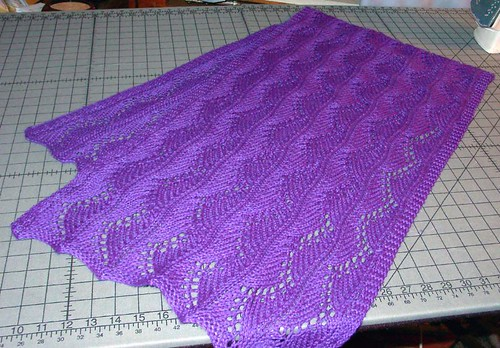 Vine Stitch Wrap