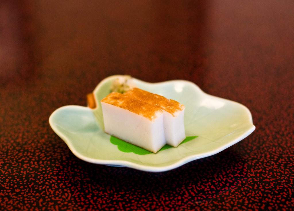 Ryokan Kaiseki Breakfast
