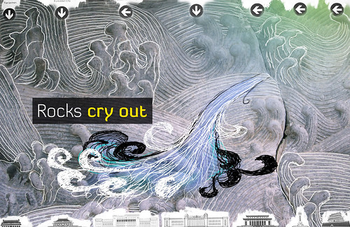 Sensations - Rocks Cry Out