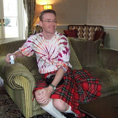 Graham, kilted wonder
