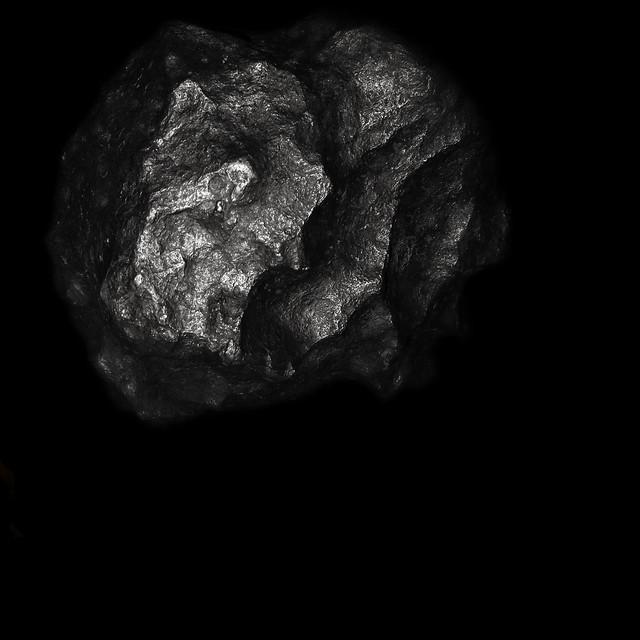 Meteorite, View 3