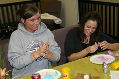 play dough_1784 (Danyale) Tags: winter tara ashley january missouri playdoh babyshower 2007 sedalia