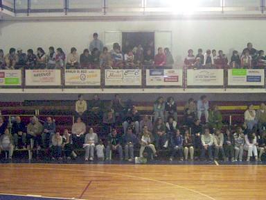 Público presente en el Estadio