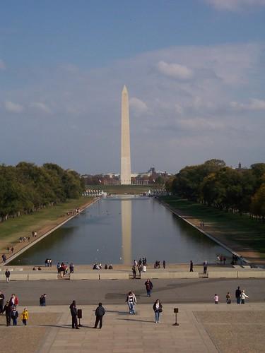 Reflecting Pool & Washington Monument