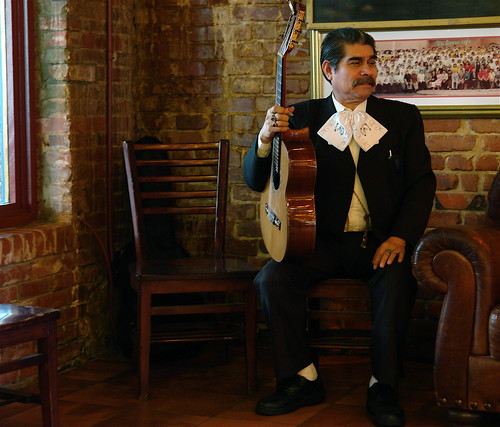 Breakfast With a Mariachi