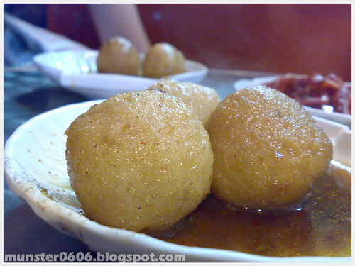Curry fishballs 2