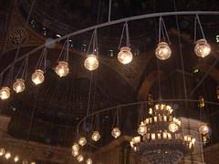 Mosque of Mohammed Ali lights (upyernoz) Tags: egypt mosque cairo   mosqueofmohammedali   saladincitadelofcairo