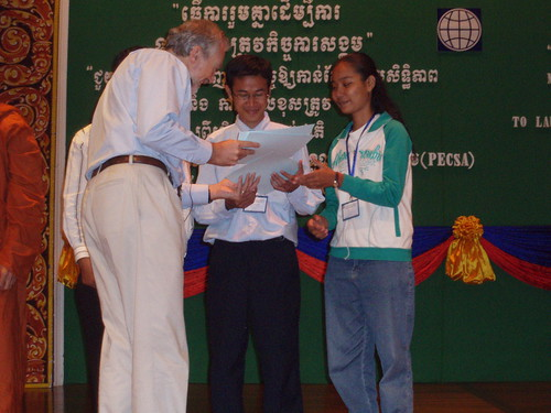 getting 2nd prize