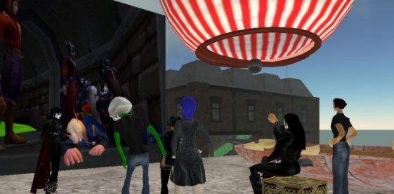 Second Life class