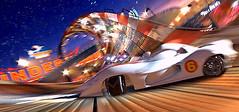 Speed Racer Meteoro comming soon