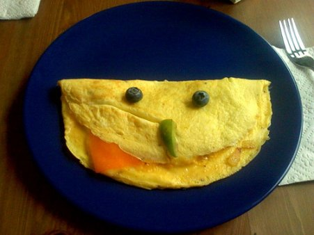 Christopher's Omelet