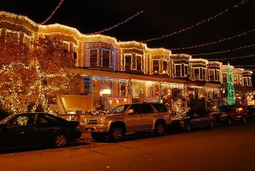 Hampden Christmas Street