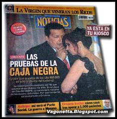 Chavez y Cristina