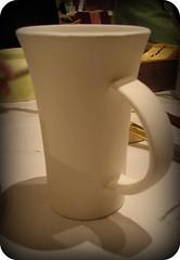"""Mug """"vierge"""""""