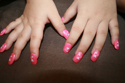The Excellent Pink japanese nail designs Digital Imagery