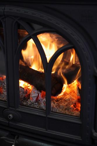 暖炉。。。fireplace