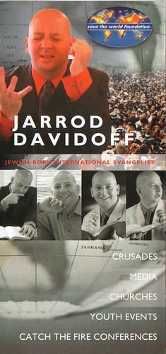 Jarrod Pamplet Front Cover