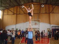 Gloria en UCA (cheerkuac) Tags: elite cheer olimpos
