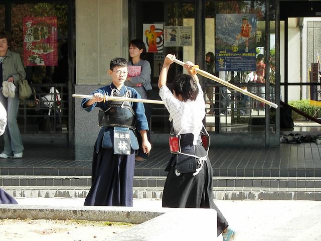Piccoli samurai