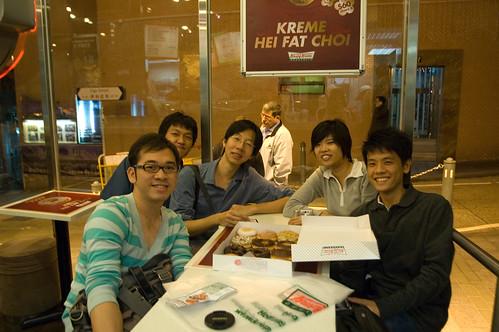 Krispy Kremes Hong Kong!!!!
