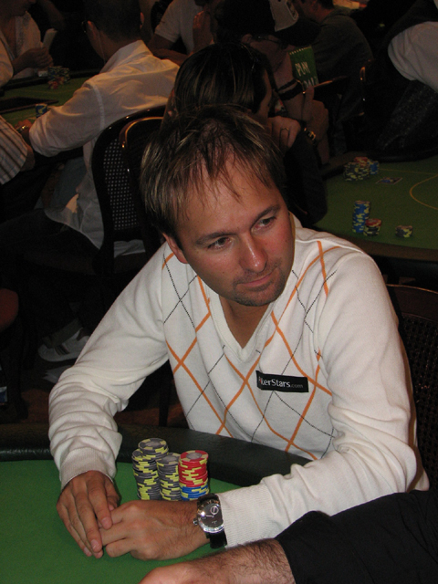 Daniel Negreanu - Corum Watches