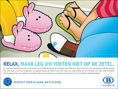 NMBS Hoffelijkheidscampagne