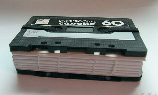 cassette book II