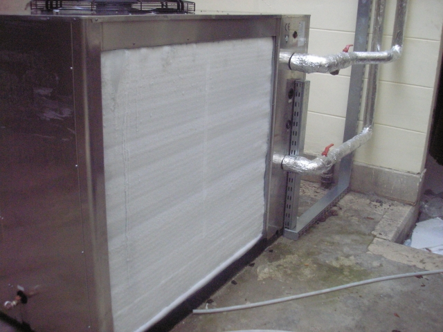 Btu Buddy 33: Frozen Heat Pump Outdoor Coil By Bill Johnson For The NEWS December 26, 2005