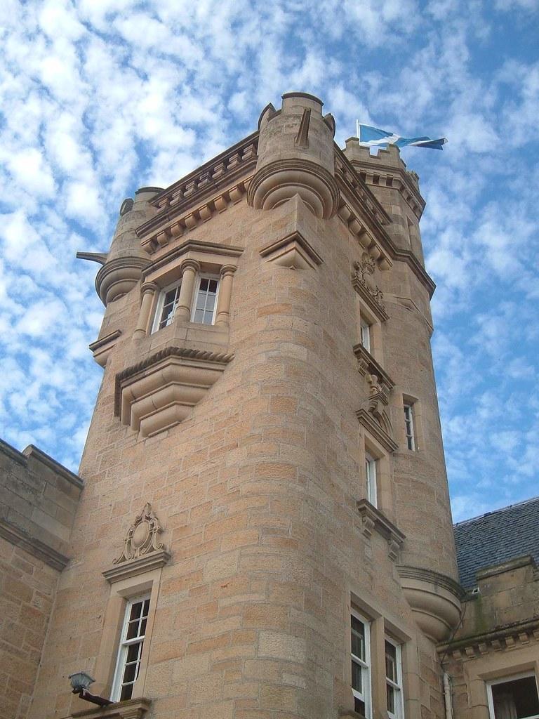 Mansfield Castle Hotel, Tain Scotland