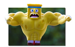 the incredible spongebob hulk