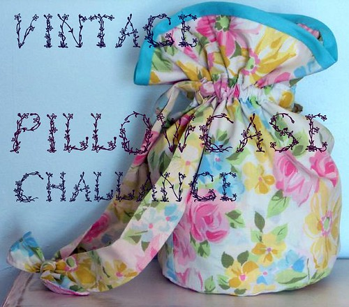 vintage pillowcase challenge